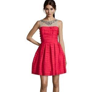 BCBG Marina Tiered Dress